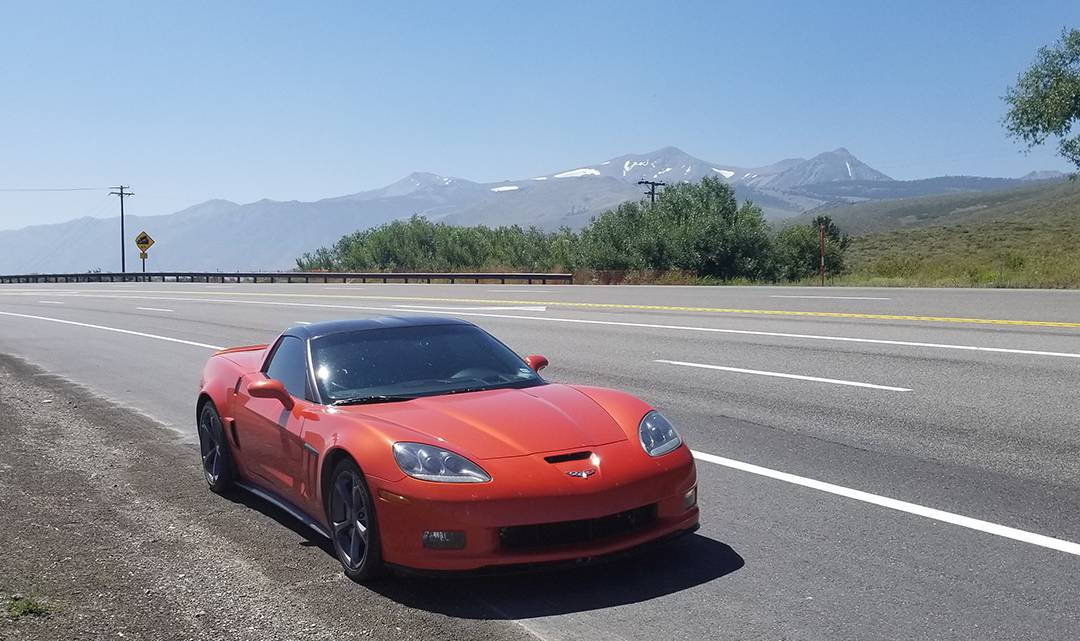 Travel Pics Of Your C6...