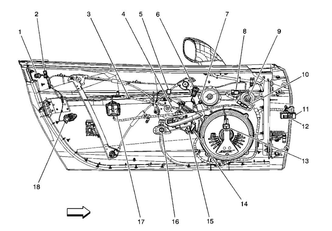 Door Impact Sensors - Corvetteforum