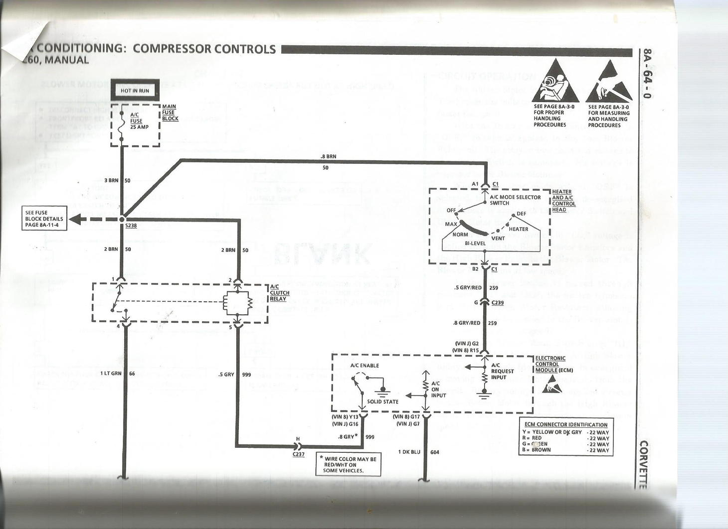 Diagram 1985 Corvette Ac Wiring Diagram Full Version Hd Quality Wiring Diagram Sitexyerby Dabliusound It