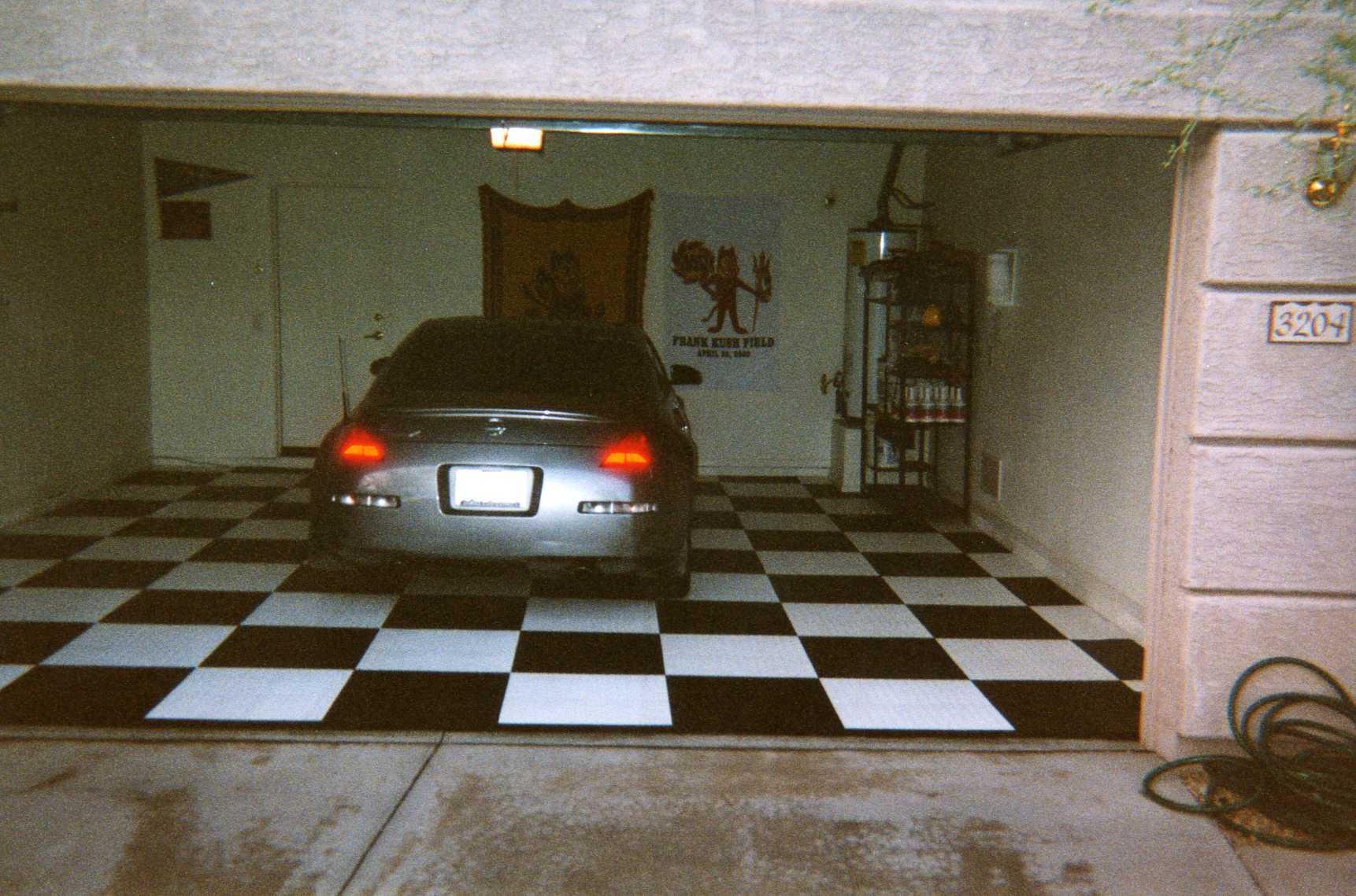 Your recommendation on garage flooring - CorvetteForum - Chevrolet ...