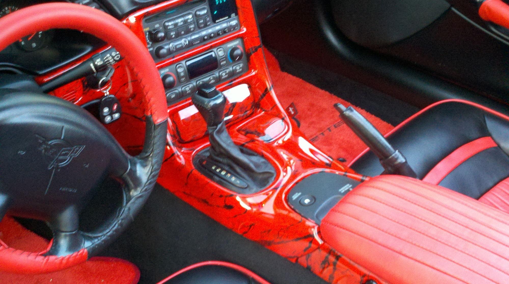 C5 interior upgrade suggestions paint corvetteforum - C5 corvette interior door panels ...