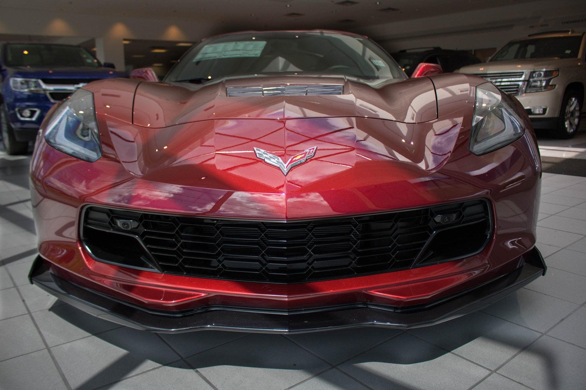 corvette 2017 colors - HD2000×1333