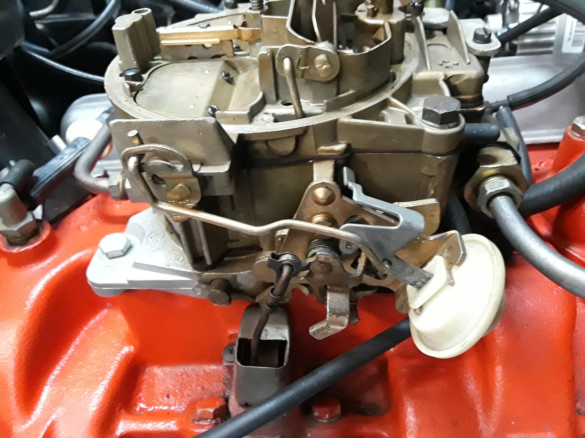 Auto Or Manual Choke - Corvetteforum