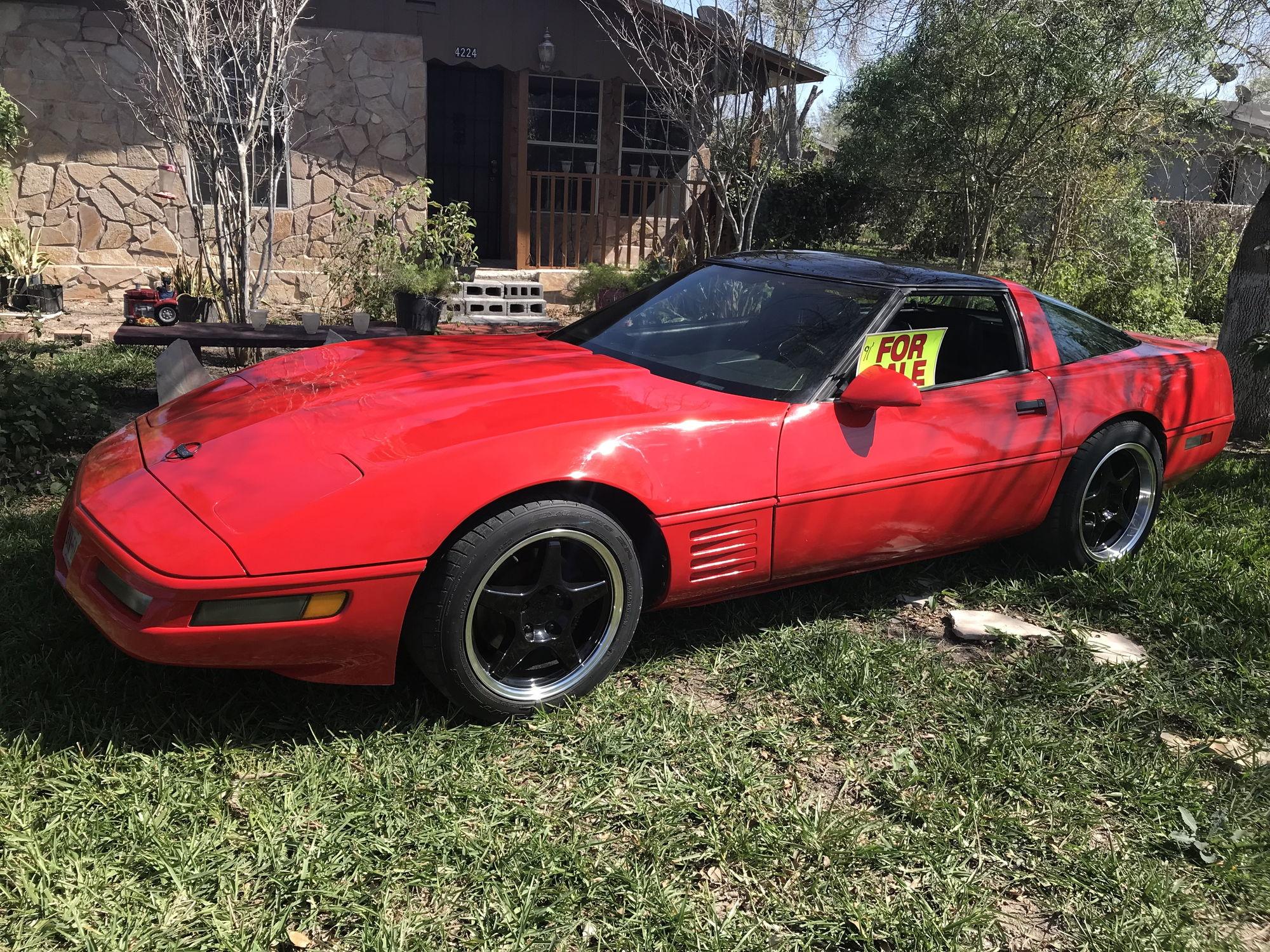 Fs For Sale 91 Corvette Corvetteforum Chevrolet
