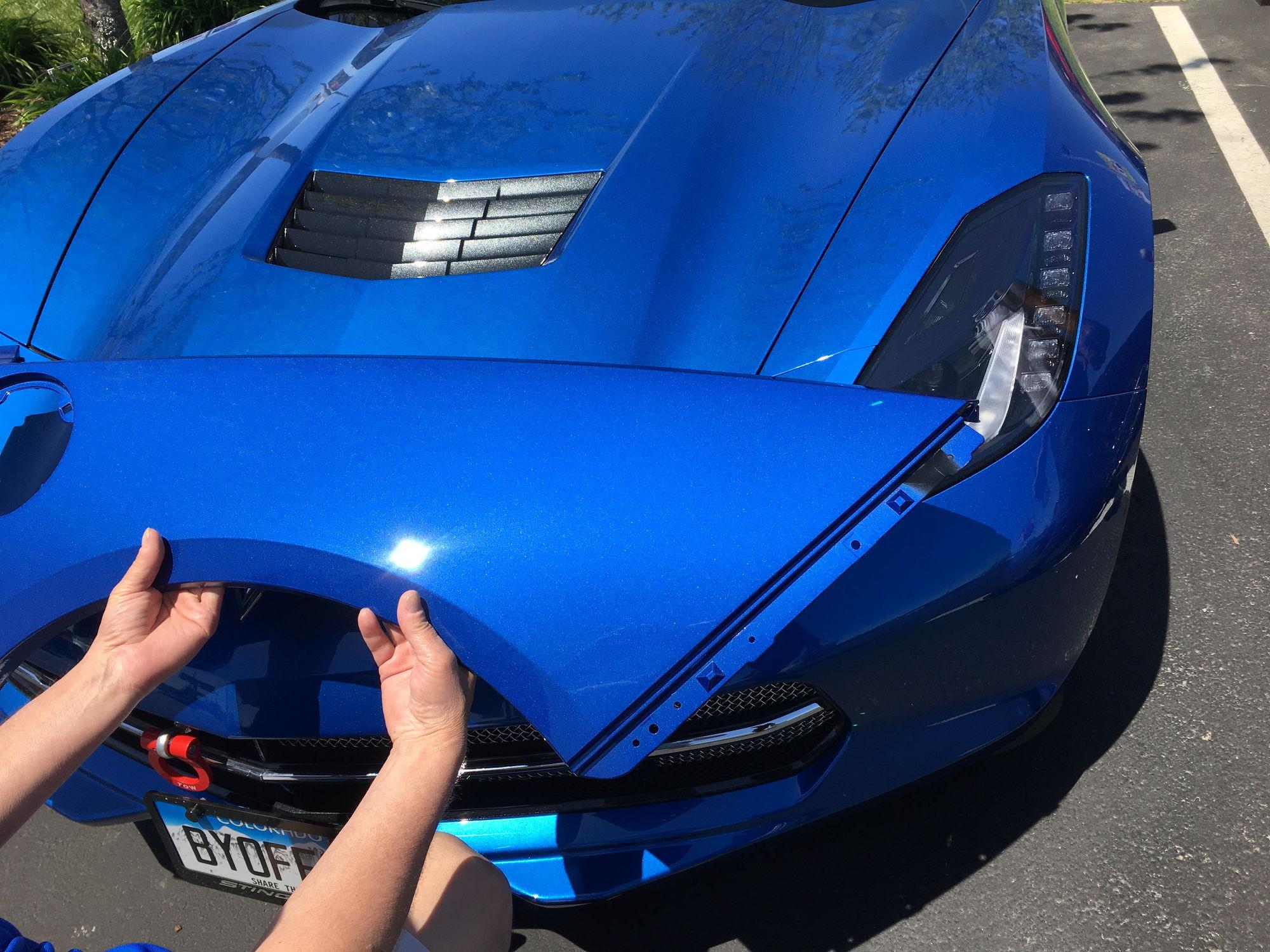 Lake Elkhart Blue Corvette 2019 Related Keywords