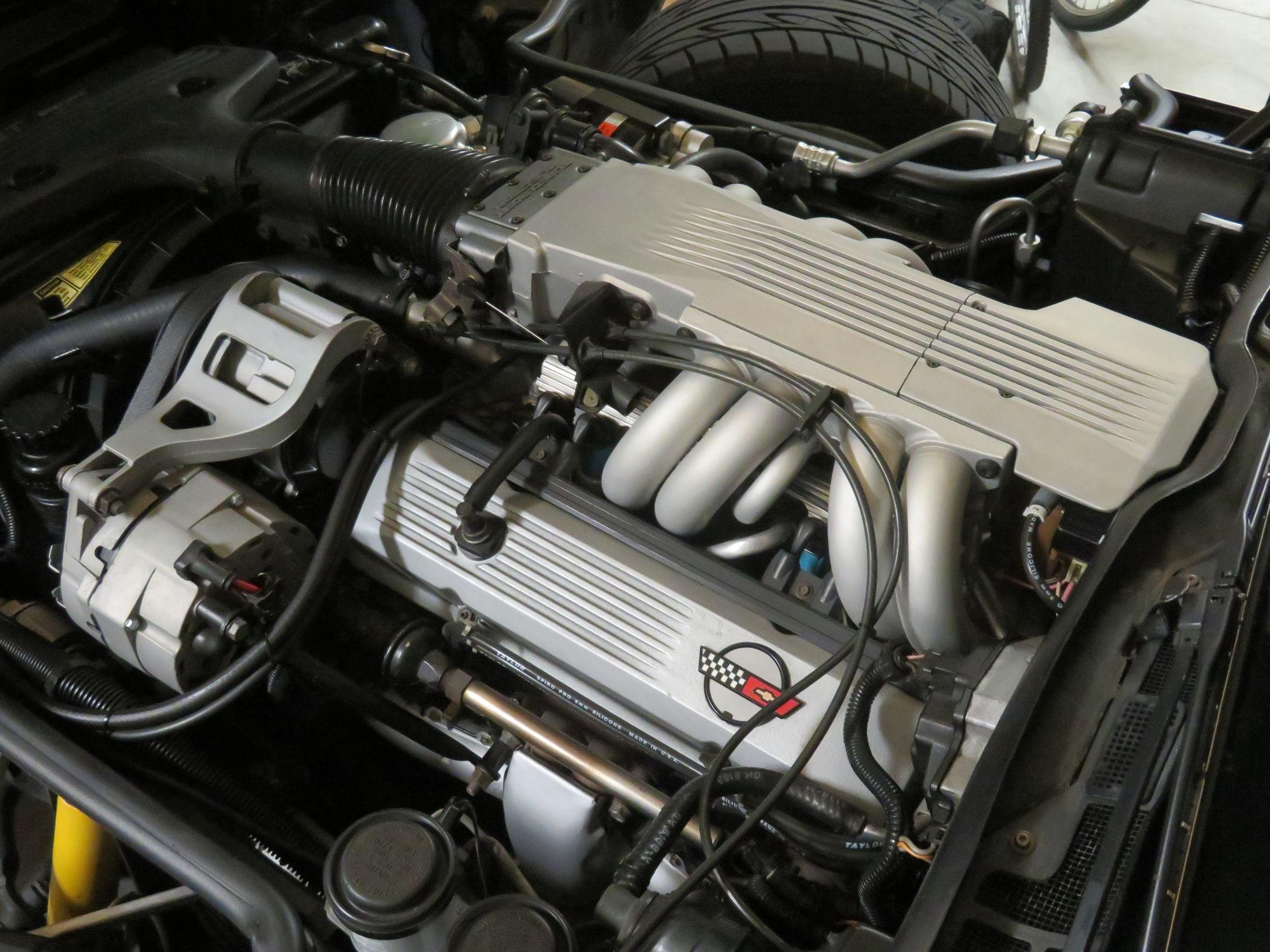 85 Spark plug wire routing - CorvetteForum - Chevrolet Corvette ...