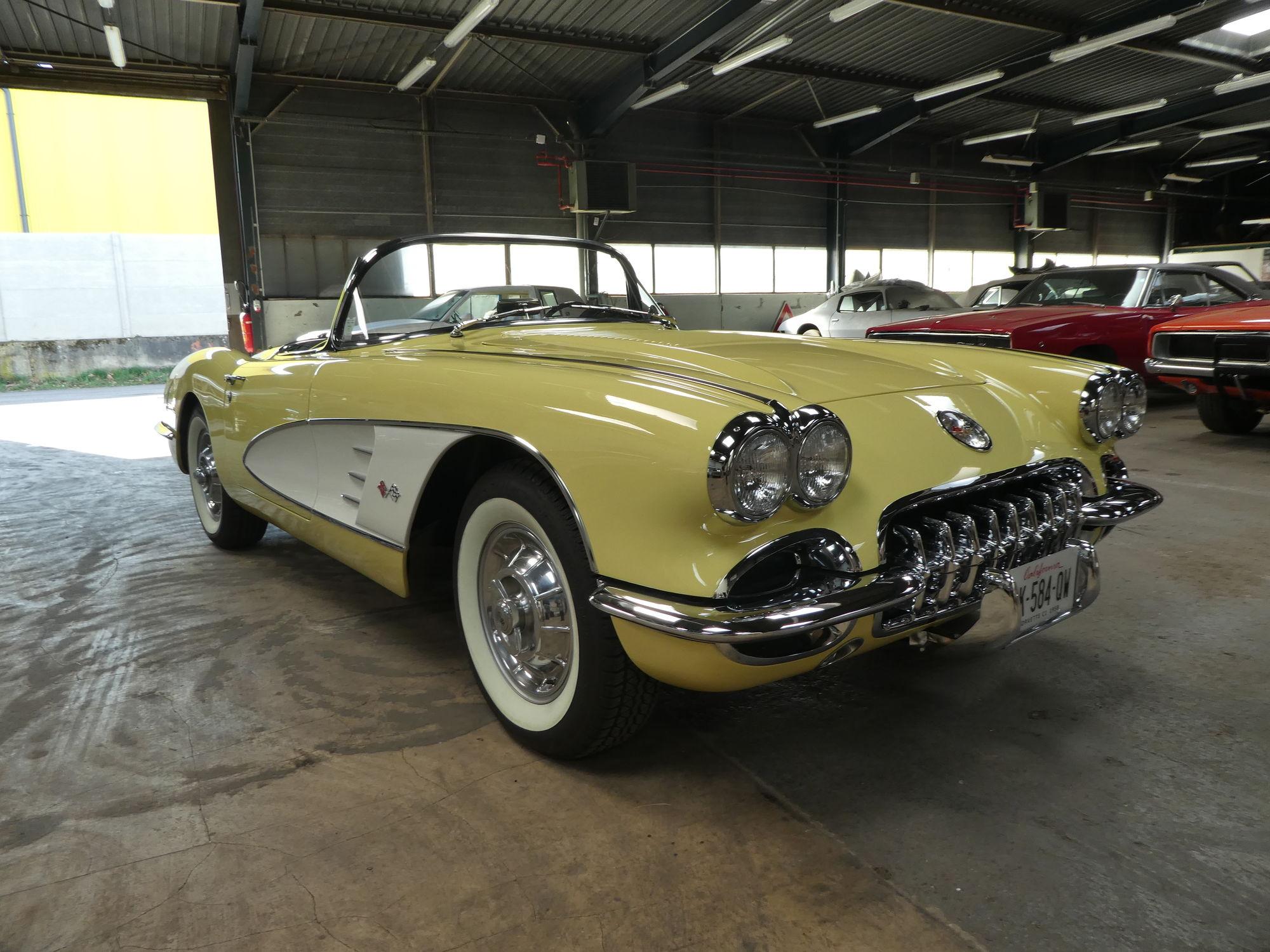 fs for sale c1 1958 frame off bold nut restoration corvetteforum chevrolet corvette. Black Bedroom Furniture Sets. Home Design Ideas