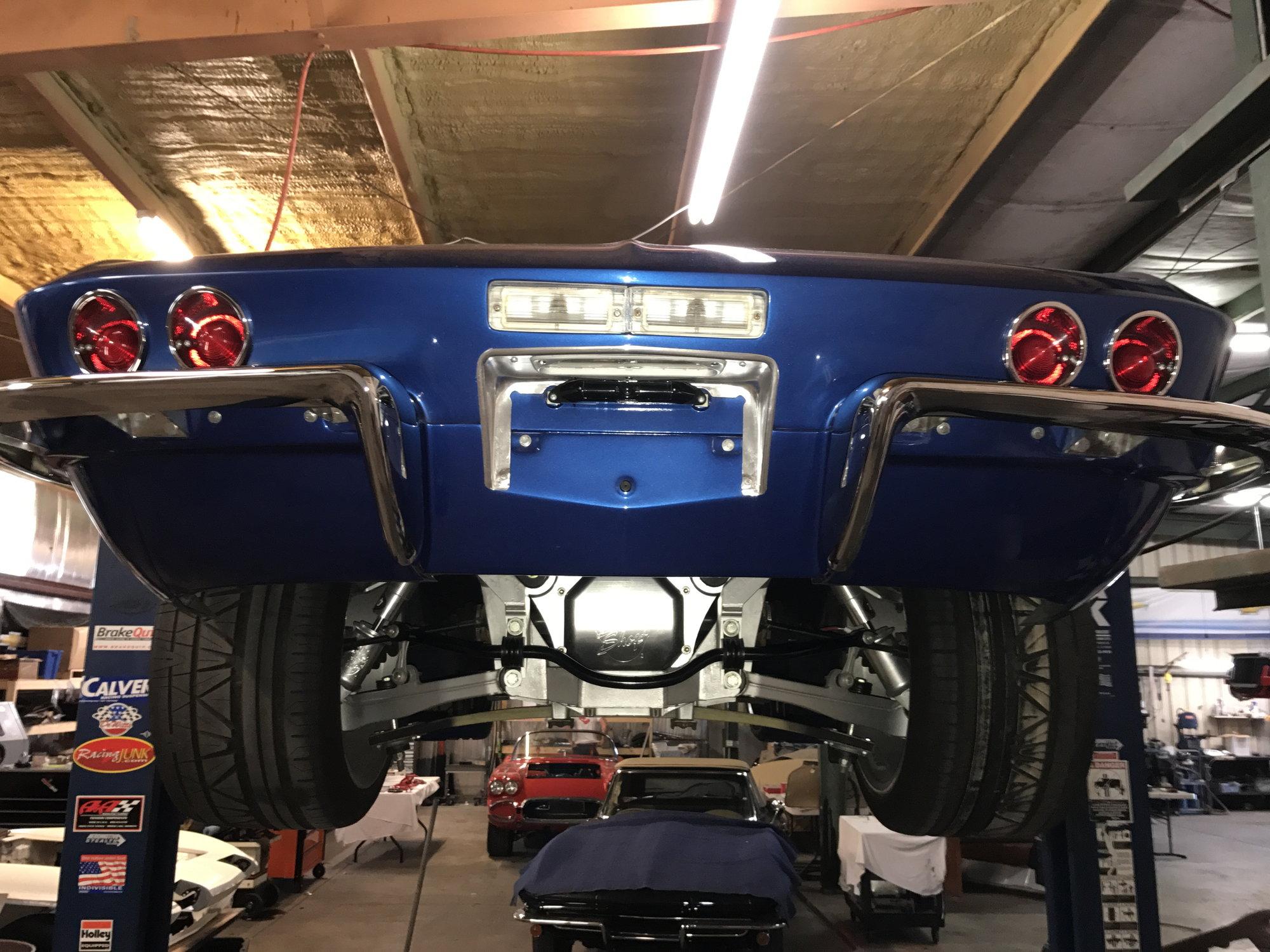 1965 corvette restomod - CorvetteForum - Chevrolet Corvette
