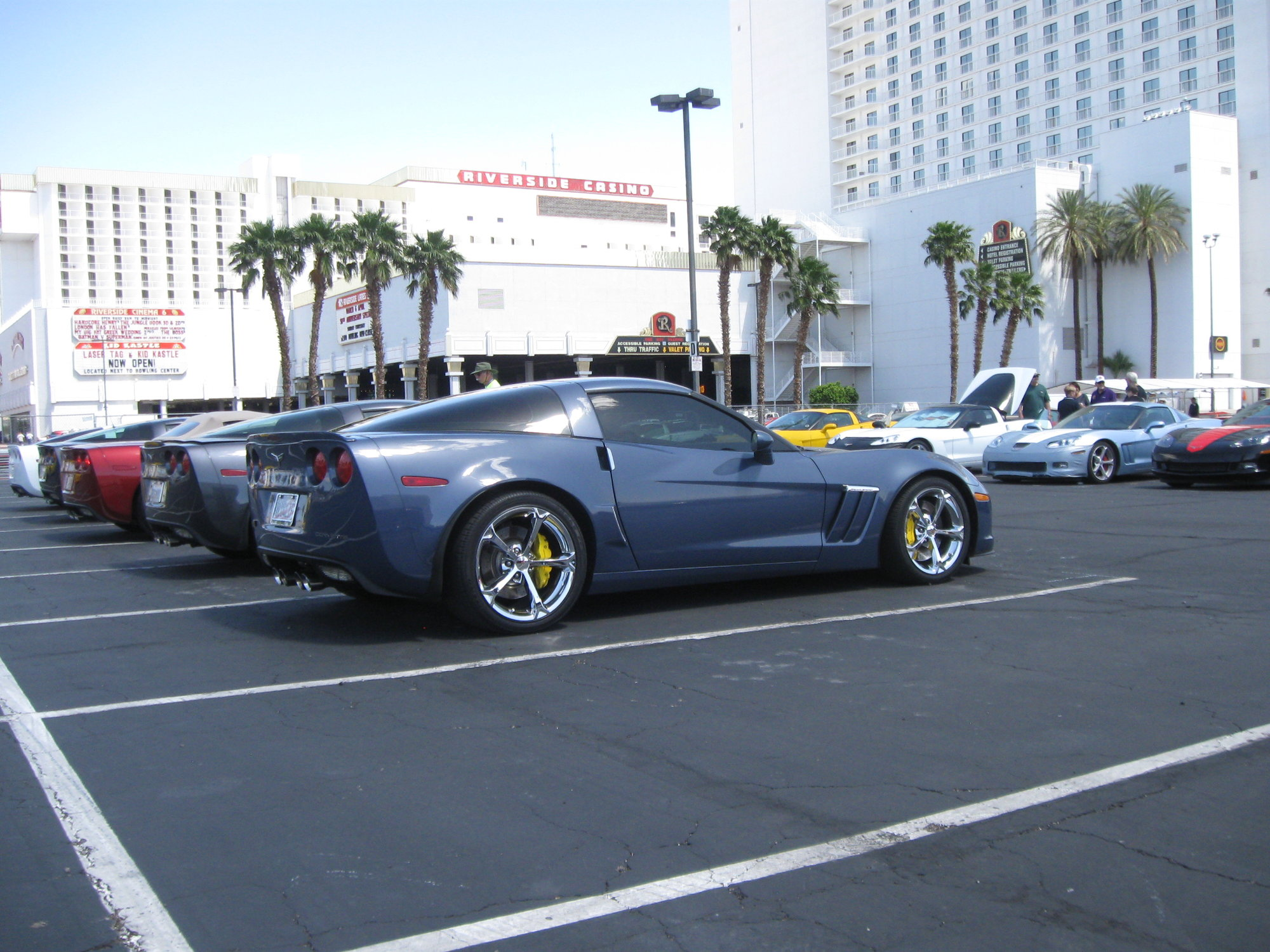Gamblers Corevtte Gathering in Laughlin Nv ...