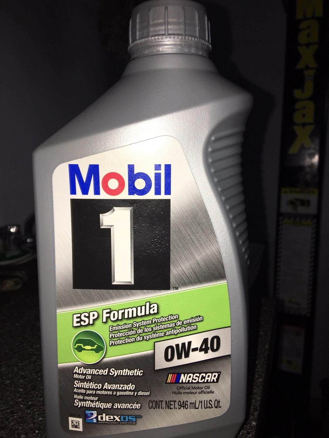 So what's the consensus on 0W40? - CorvetteForum - Chevrolet