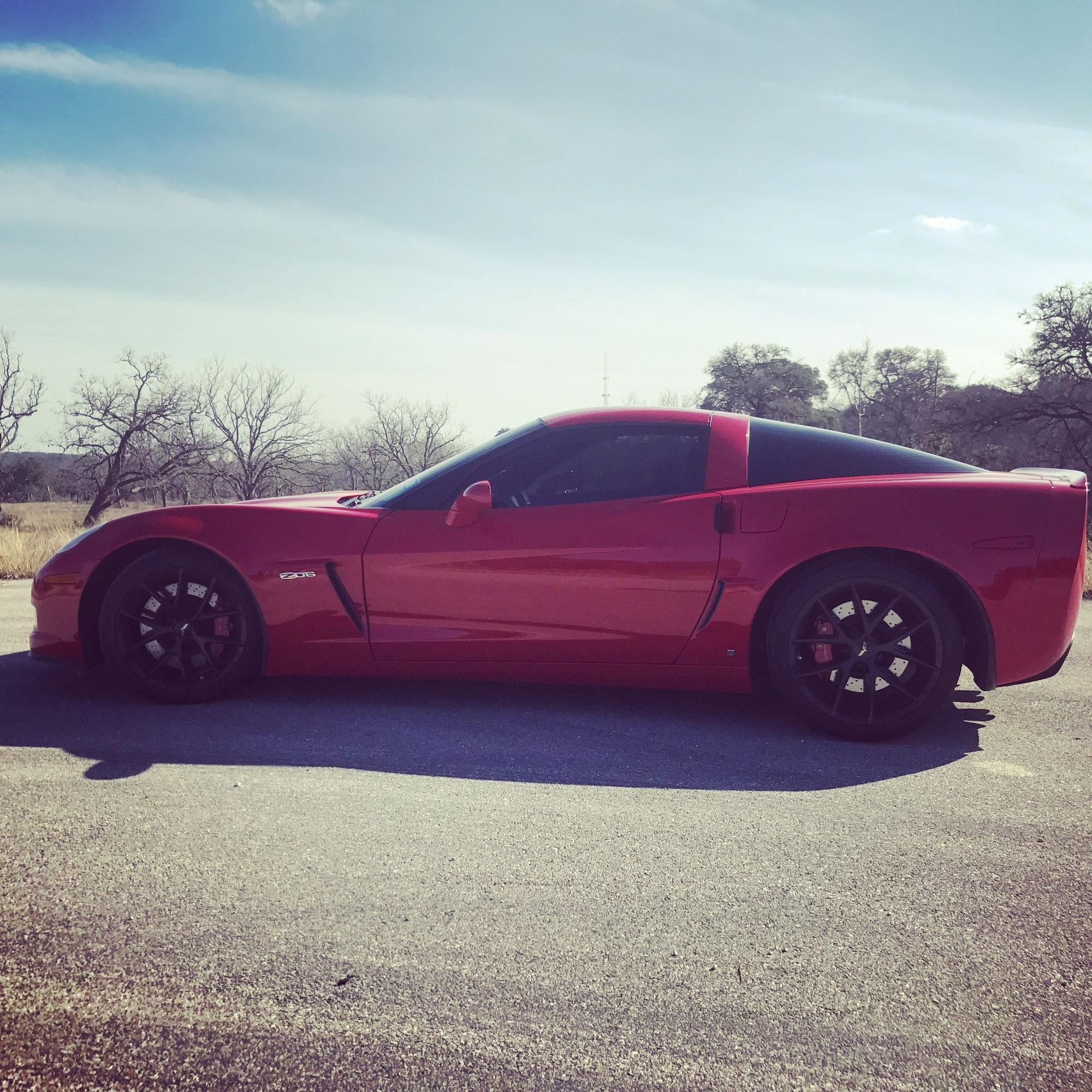 fs for sale 2009 c6 z06 victory red for sale in sa tx corvetteforum chevrolet corvette. Black Bedroom Furniture Sets. Home Design Ideas