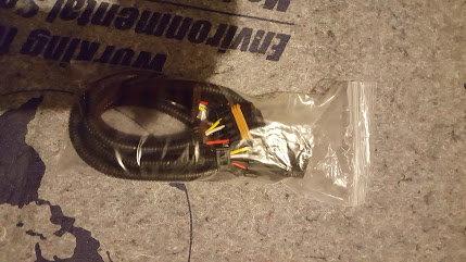 """2X Rear Oxygen O2 Sensor Extension Cable 97-04 Corvette C5 LS1 LS6 24/"""""""