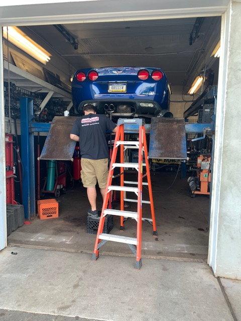 New Exhaust! - CorvetteForum - Chevrolet Corvette Forum Discussion