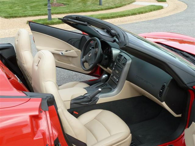 Interior Color Change Corvetteforum Chevrolet Corvette