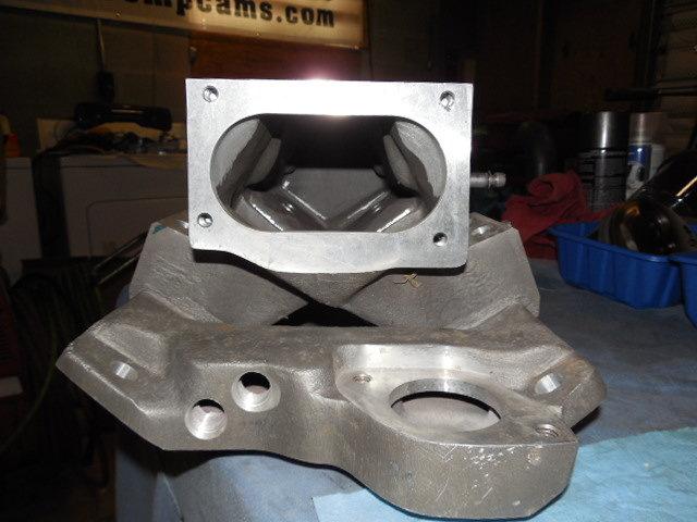 FS (For Sale) TPIS Mini Ram Intake Manifold - CorvetteForum