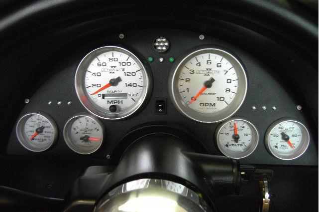 96 C4 Instrument Cluster Mod Corvetteforum Chevrolet