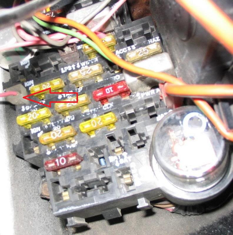 1981 cruise control issue - CorvetteForum - Chevrolet Corvette Forum  Discussion | 1981 Corvette Fuse Box |  | Corvette Forum