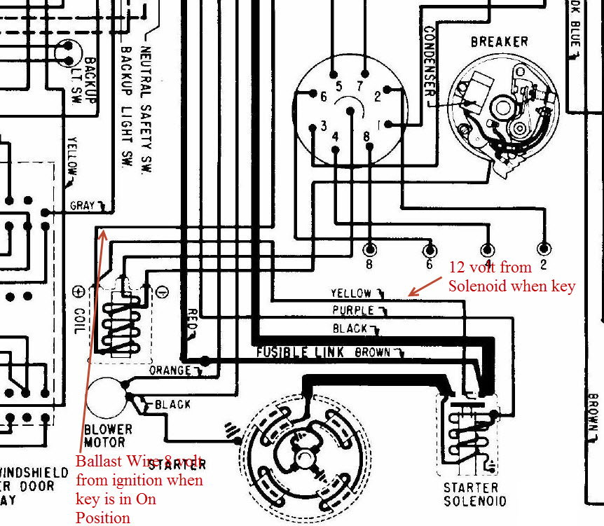 question about 1969 coil wiring