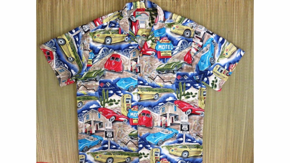 6 Hawaiian Shirts Featuring Corvettes For Father S Day By Bryan Wood