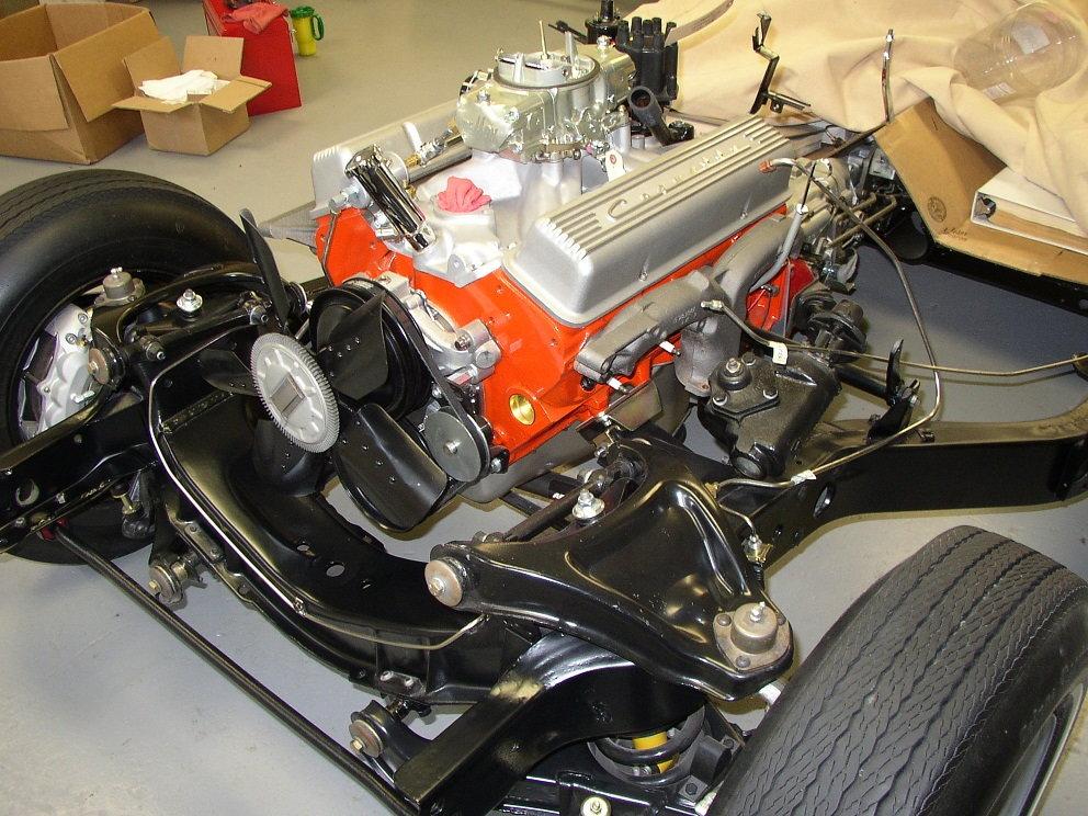 7,000 rpm sbc? - CorvetteForum - Chevrolet Corvette Forum
