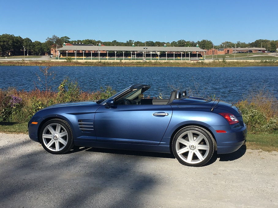2004 SSB Crossfire Coupe for sale - $6500 (SOLD ...
