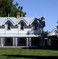 Woodlands Historic Homestead Function Centre & Cafe