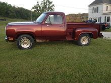 1980 D150/Diesel