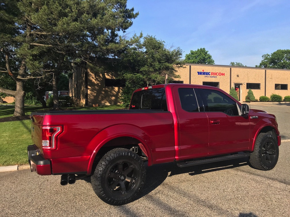 Nitto Ridge Grappler 35's - Page 22 - Ford F150 Forum ...