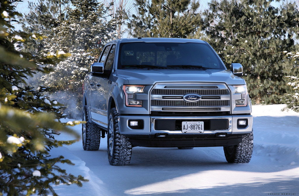 Wheel Spacers/Adapters On 2015's - Page 2 - Ford F150 ...