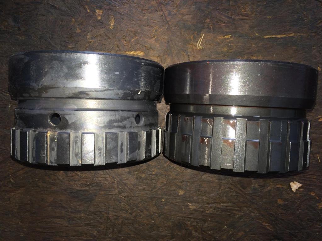 2003 4r70e transmission in a 2006 4r75e ford f150 5 4l - Ford F150