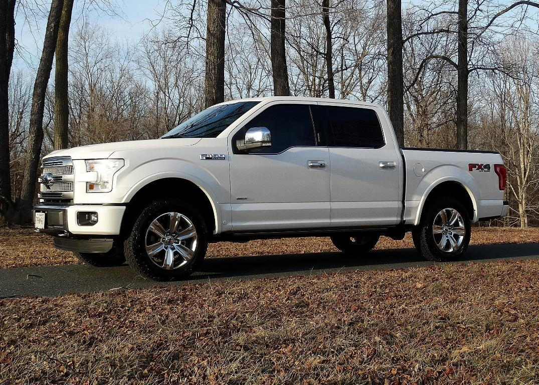 2015 F150 Forum >> Which Levelling Kit Did You Choose And Why Ford F150 Forum