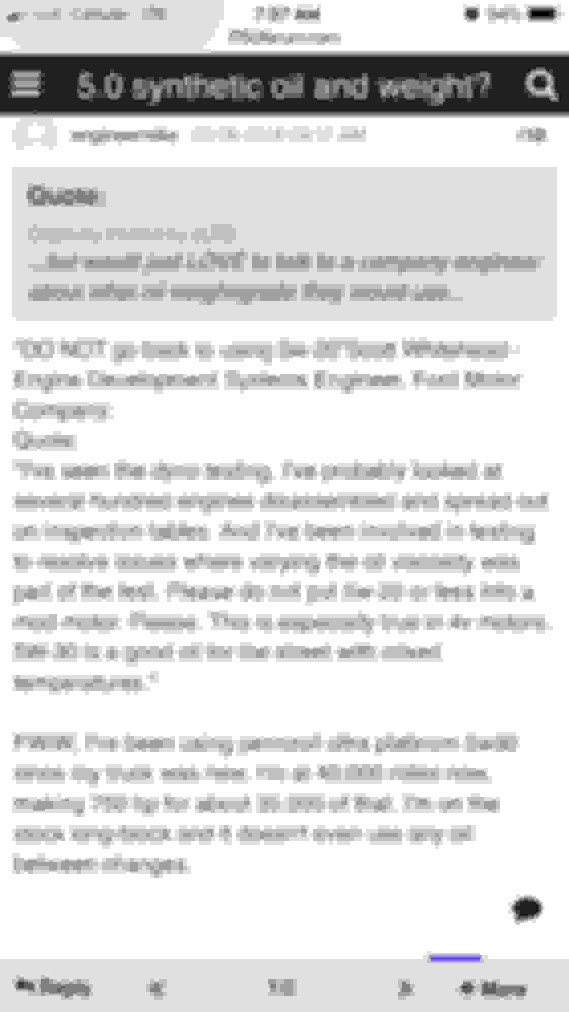 5w20 Vs 5w30 >> Anyone Using 5w30 Or 0w30 Page 2 Ford F150 Forum Community Of