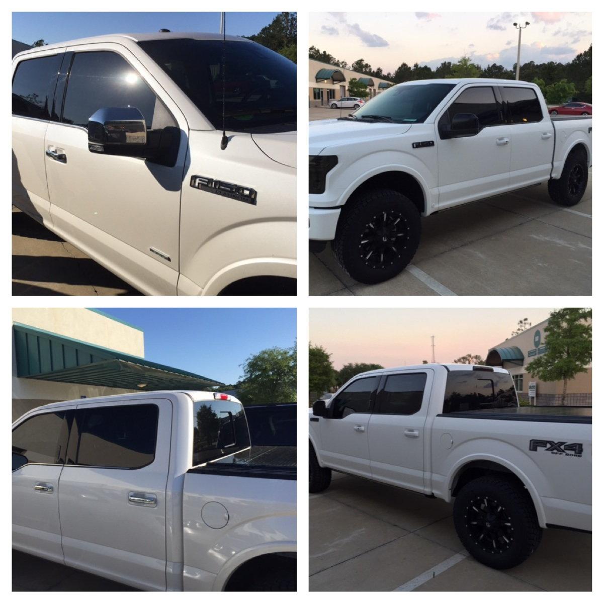 Truck Platinum: Storm Trooper Platinum 3.5