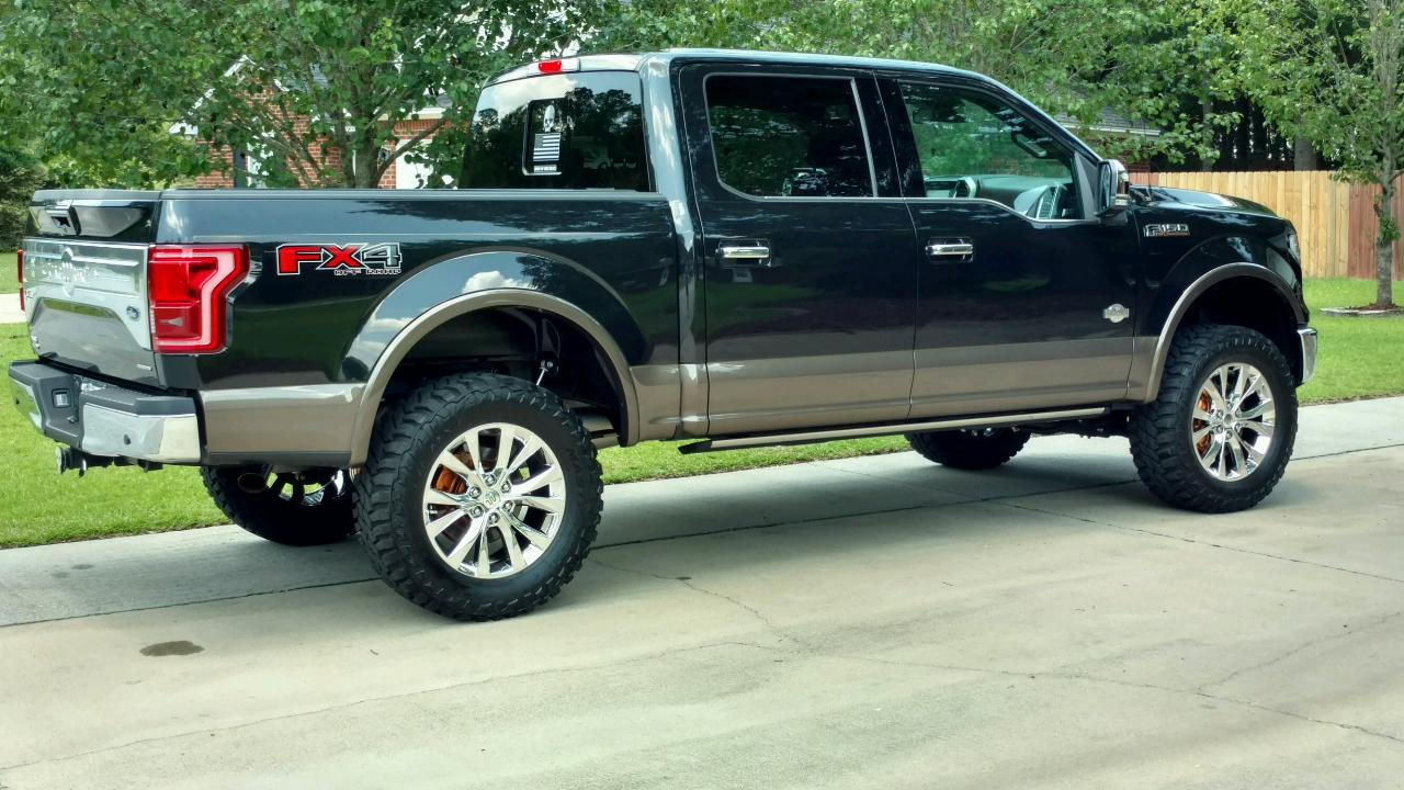 show   leveled trucks  oem rims page  ford  forum community  ford truck