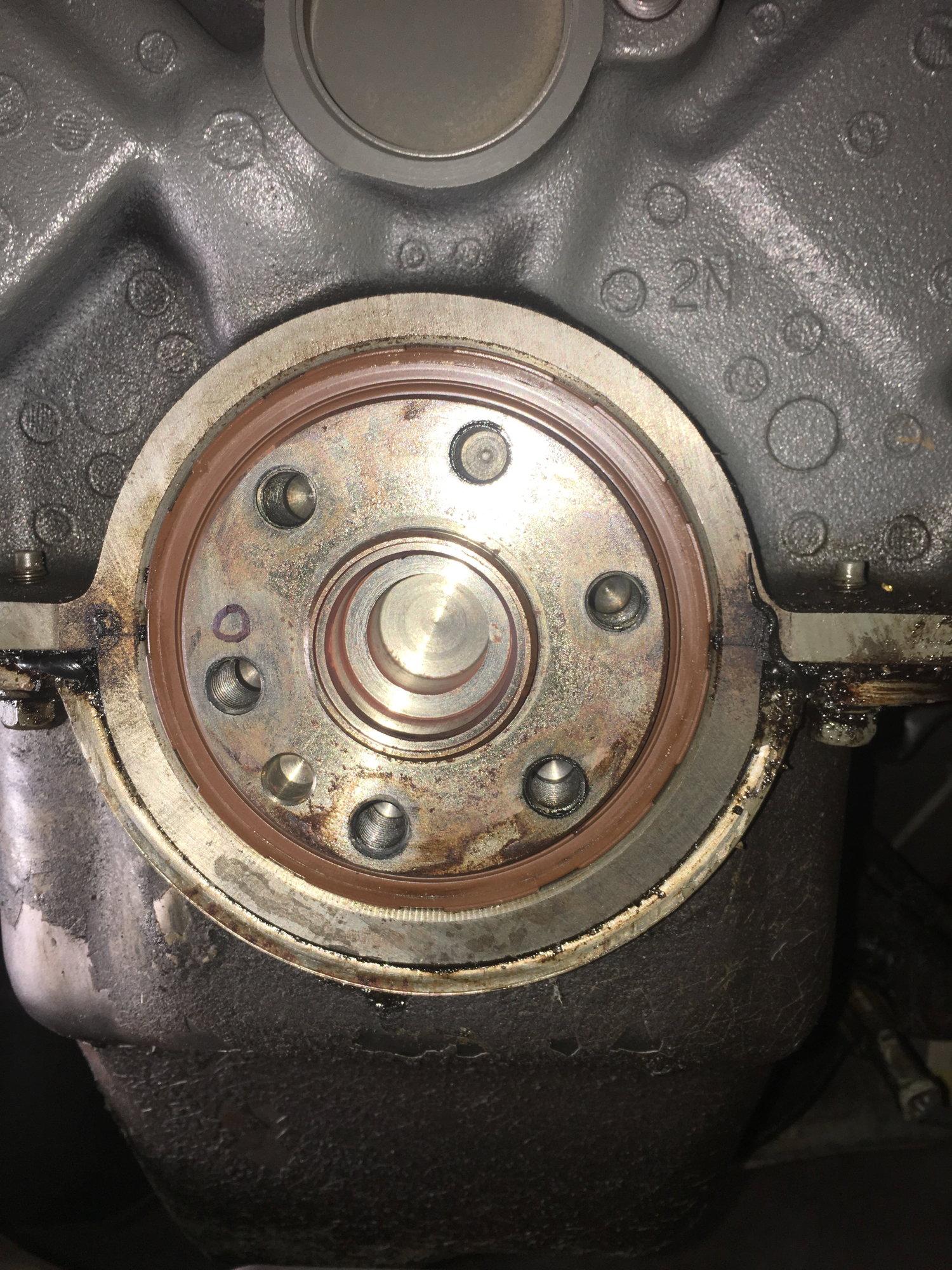 e4od transmission removal