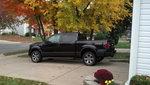 2013 5.0 FX4 crew cab tuxedo black.