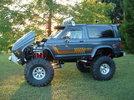 1985 Ford Bronco II   ....THE Original