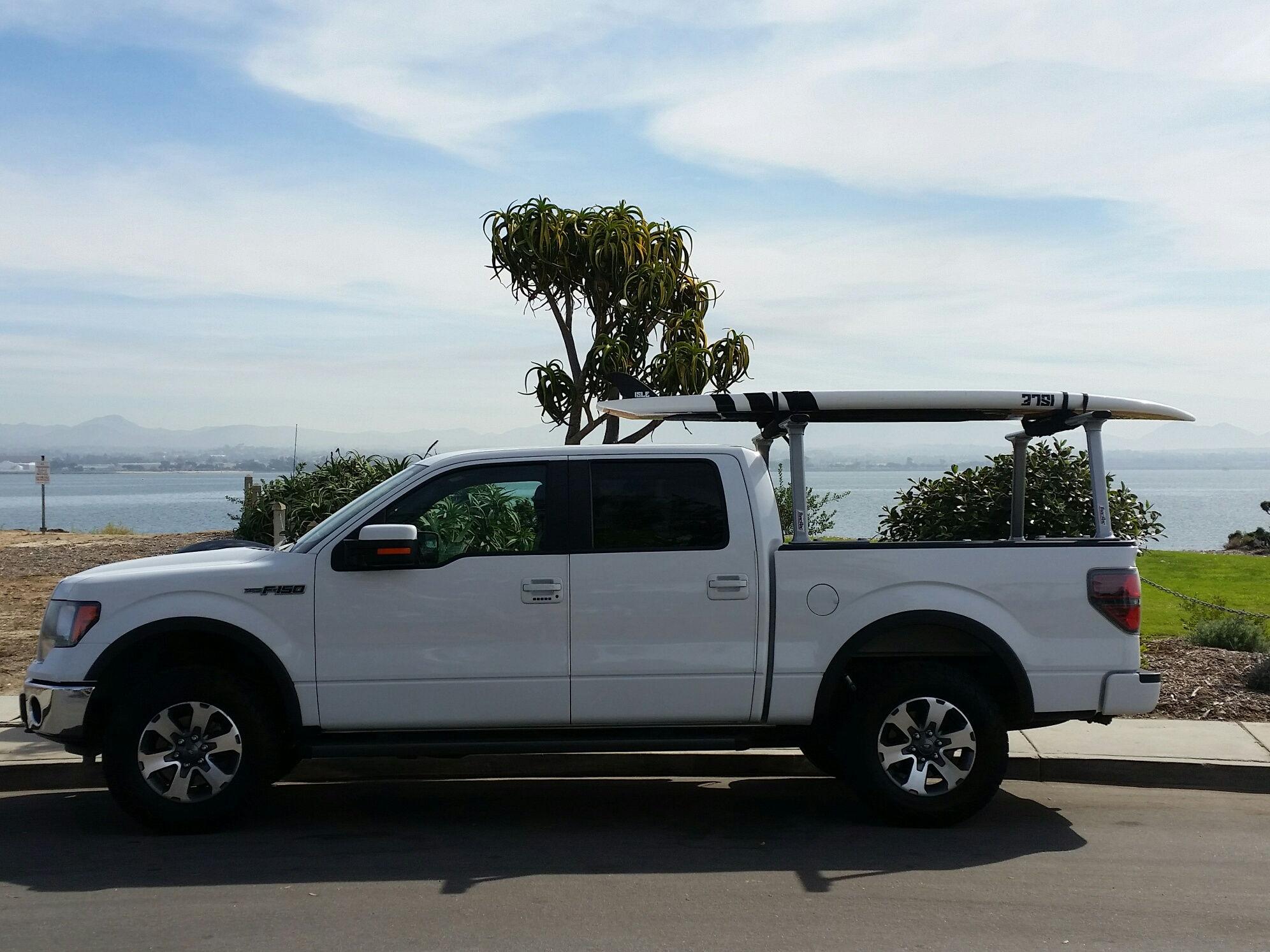 Help Kayak W Travel Trailer Ford F150 Forum