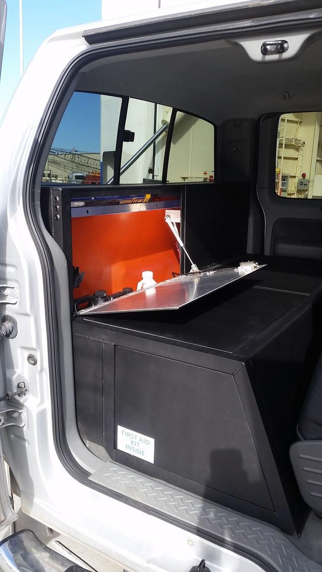 U0026 39 07 Supercab Interior Storage Box - Ford F150 Forum