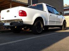 Daily ride: 2001 F150 XLT Supercrew 5.4 V8