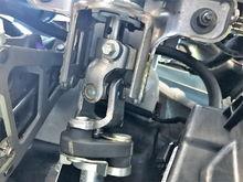 steering shaft bolt