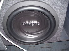 600 watt RMS 1ohm Hypnotic 12 inch. I got these subs with box for 350$ new.