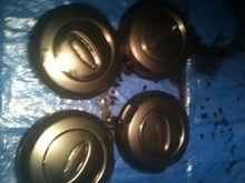 hub caps done