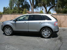 My 2008 Ford Edge Limited (SWEET)
