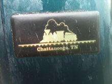 choo choo custom emblem