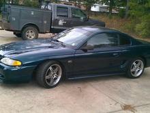 95 Mustang GTS