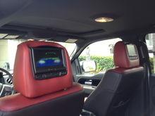 Headrest Video