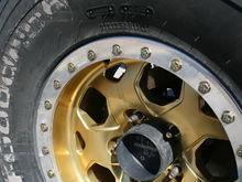 Race Forge Beadlock Beadlock Wheel