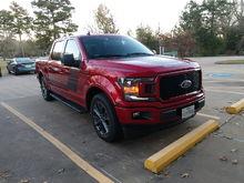 My Ruby Red SE XLT