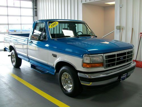 1995 Ford F150 Colors